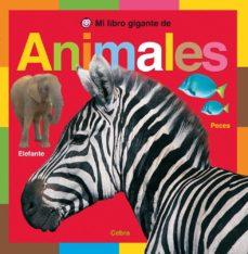 Permacultivo.es Mi Libro Gigante De Animales (Tic Tac) Image