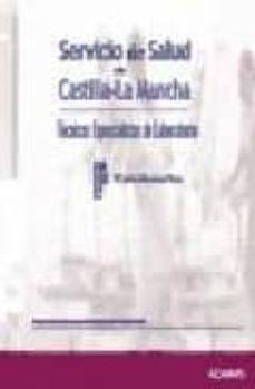 Inmaswan.es Servicio De Salud De Castilla-la Mancha. Tecnicos Especialistas D E Laboratorio. Cuestionarios Image