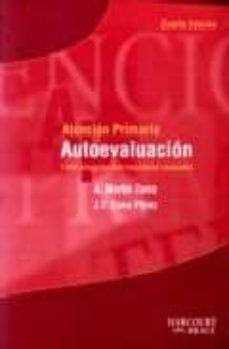 Comercioslatinos.es Atencion Primaria: Autoevaluacion (4ª Ed.) Image