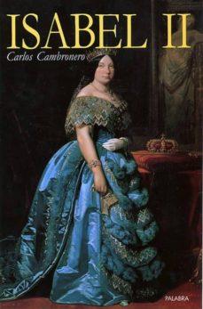 Carreracentenariometro.es Isabel Ii Image