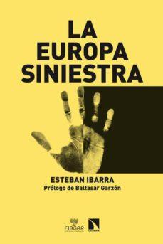 la europa siniestra-esteban ibarra-9788483199152