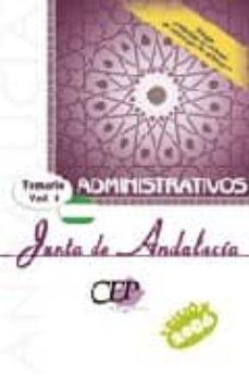 Alienazioneparentale.it Administrativos Junta De Andalucia: Temario(vol. I) Image