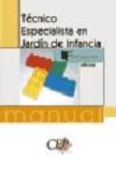 Padella.mx Manual Tecnico Especialista En Jardin De Infancia. Formacion Image