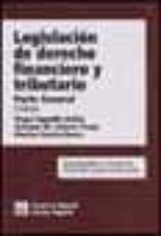 Lofficielhommes.es Legislacion De Derecho Financiero Y Tributario (3ª Ed.) Image