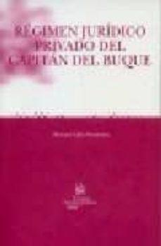 Bressoamisuradi.it Regimen Juridico Privado Del Capitan Del Buque Image
