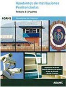Inmaswan.es Ayudantes De Instituciones Penitenciarias: Temario 1 Image
