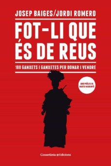 Fot Li Que Es De Reus 100 Ganxets I Ganxetes Per Donar I Vendre Josep Baiges Comprar Libro 9788490347652