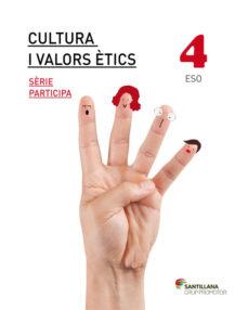 Cronouno.es Valors Etics 4º Eso Serie Participa Saber Fer Catala Ed 2016 Image