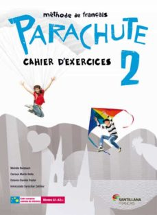 parachute 2 pack 2º eso cahier d exercices-9788490490952