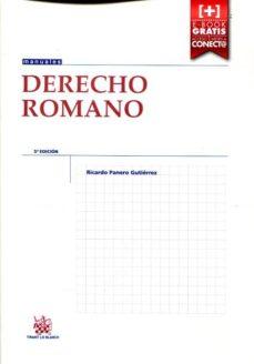 Descargar DERECHO ROMANO gratis pdf - leer online
