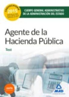 Lofficielhommes.es Agentes De La Hacienda Pública Cuerpo General Administrativo De La Administración Del Estado. Test Image