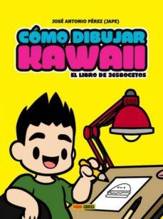 Como Dibujar Kawaii El Libro De 365 Bocetos Comprar Libro 9788491670452