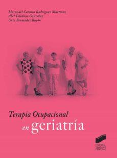 Encuentroelemadrid.es Terapia Ocupacional En Geriatria Image
