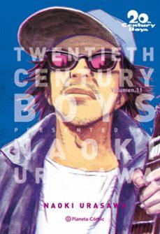 Descarga gratuita para ebooks 20TH CENTURY BOYS Nº 11/11 (NUEVO EDICIÓN) 9788491735052 de NAOKI URASAWA (Spanish Edition)