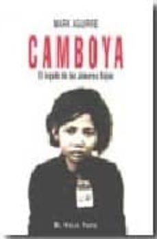 camboya: el legado de los jemeres rojos-mark aguirre-9788492616152