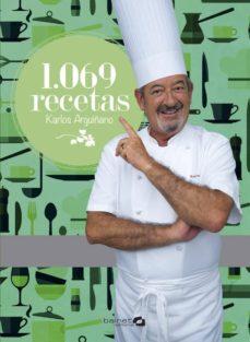 1069 recetas-karlos arguiñano-9788494352652