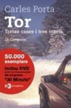 Emprende2020.es Tor: Tretze Cases I Tres Morts (+ Dvd) Image