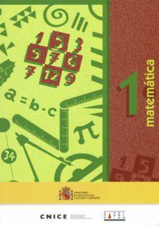Inmaswan.es Matematicas I (Incluye Cuadernillo) (Educacion Secundaria Persona S Adultas) Image