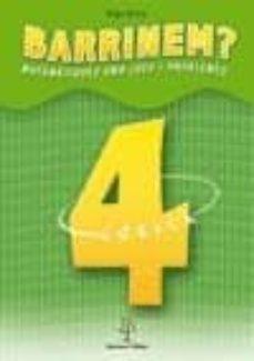 Permacultivo.es Barrinem?, Matemàtiques Amb Jocs I Problemes, Càlcul, 4 Educació Primària Image
