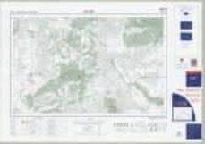818-4 mapa arabí 1:25000-9788496340152