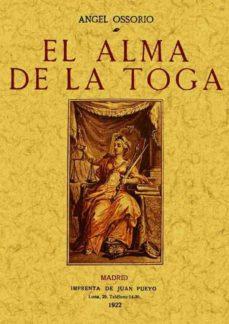 Bressoamisuradi.it El Alma De La Toga (Ed. Facsimil) Image
