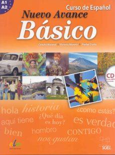 nuevo avance basico+cd-9788497785952