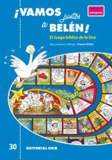 Chapultepecuno.mx Vamos Juntos A Belen! Nº 30: Juego De La Oca Basado En La Biblia Image