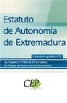 Ironbikepuglia.it Estatuto De Autonomia De Extremadura Image