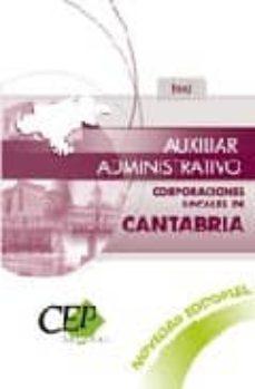 Bressoamisuradi.it Auxiliar Administrativo Corporaciones Locales De Cantabria. Test Image