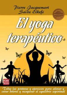 el yoga terapeutico-pierre jacquemart-saida elkefi-9788499172552