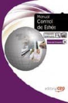 Padella.mx Manual Control De Estres. Formacion Para El Empleo Image