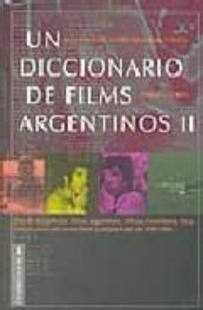 Titantitan.mx Un Diccionario De Films Argentino Ii (1996-2002) Image