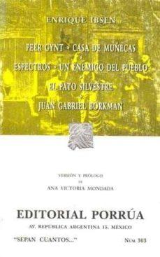 Permacultivo.es Teatro: Peer Gynt; Casa De Muñecas; Espectros Image