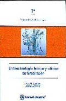 Nuevos libros descarga pdf ENDOCRINOLOGIA BASICA Y CLINICA DE GREENSPAN (7ª ED) 9789707293052