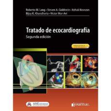 Descargando audiolibros a ipod touch TRATADO DE ECOCARDIOGRAFÍA (AMERICAN SOCIETY OF ECHOCARDIOGRAPHY) + ACCESO A CONTENIDO DIGITAL (2ª ED.)