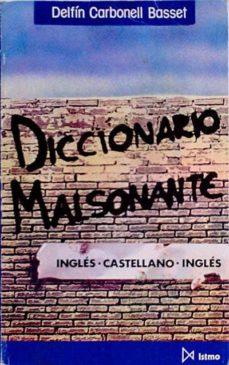 Inmaswan.es Diccionario Maisonante Image