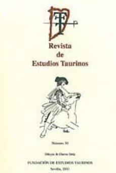Carreracentenariometro.es Revista De Estudios Taurinos Nº 32 Image
