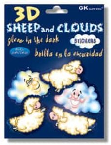 Javiercoterillo.es 3d Stickers. Mini Ovejas Y Nubes (Ref: 4206) Image