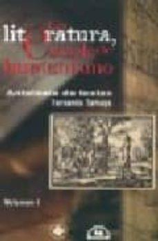 Viamistica.es La Literatura, Escuela De Humanismo: Antologia De Textos (Vol. I) Image