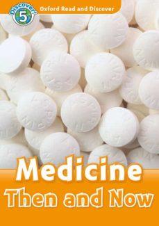 Libro de texto de electrónica descarga pdf OXFORD READ AND DISCOVER: LEVEL 5: MEDICINE THEN AND NOW AUDIO PACK