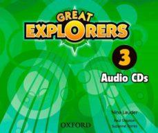 Mrnice.mx Great Explorers 3 Class Cd (3) Image