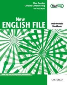Curiouscongress.es New English File Intermediate Workbook With Answer Booklet And Mu Lti Rom Image