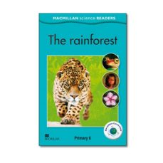 Descargas de libros de audio gratis para mp3 MACMILLAN SCIENCE READERS : 6 THE RAINFOREST 9780230430662 de  (Literatura española)