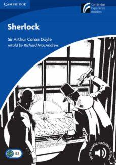 Ebook para descarga gratuita en red CAMBRIDGE READERS INTERMEDIATE B2. SHERLOCK en español 9781107621862