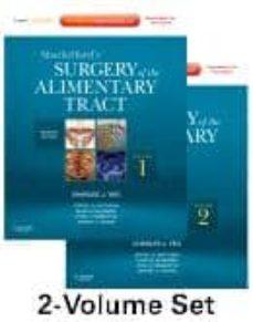 Descarga gratuita de libros de Android en pdf. SHACKELFORD S SURGERY OF THE ALIMENTARY TRACK - 2 VOLUME SET (7TH ED.) 9781437722062