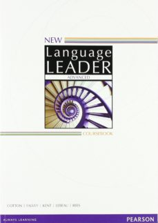 Descarga gratuita de libros reales en mp3 NEW LANGUAGE LEADER ADVANCED COURSEBOOK FOR PACK in Spanish MOBI PDB DJVU 9781447948162