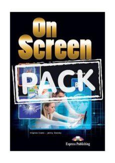 Descargar ebooks para móvil gratis ON SCREEN B2 STUDENT'S BOOK (INT) de  PDB