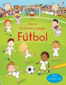 Chapultepecuno.mx Futbol Coloreo Y Pego Image