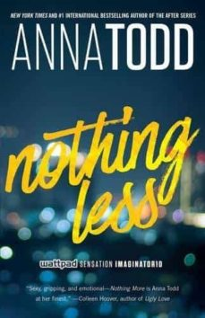 nothing less (the landon series 2)-anna todd-9781501152962