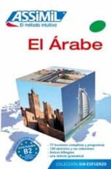 Descarga de libros pdb EL ARABE LIBRO FB2 iBook DJVU de JEAN-JACQUES DOMINIQUE HALBOUT en español 9782700506662